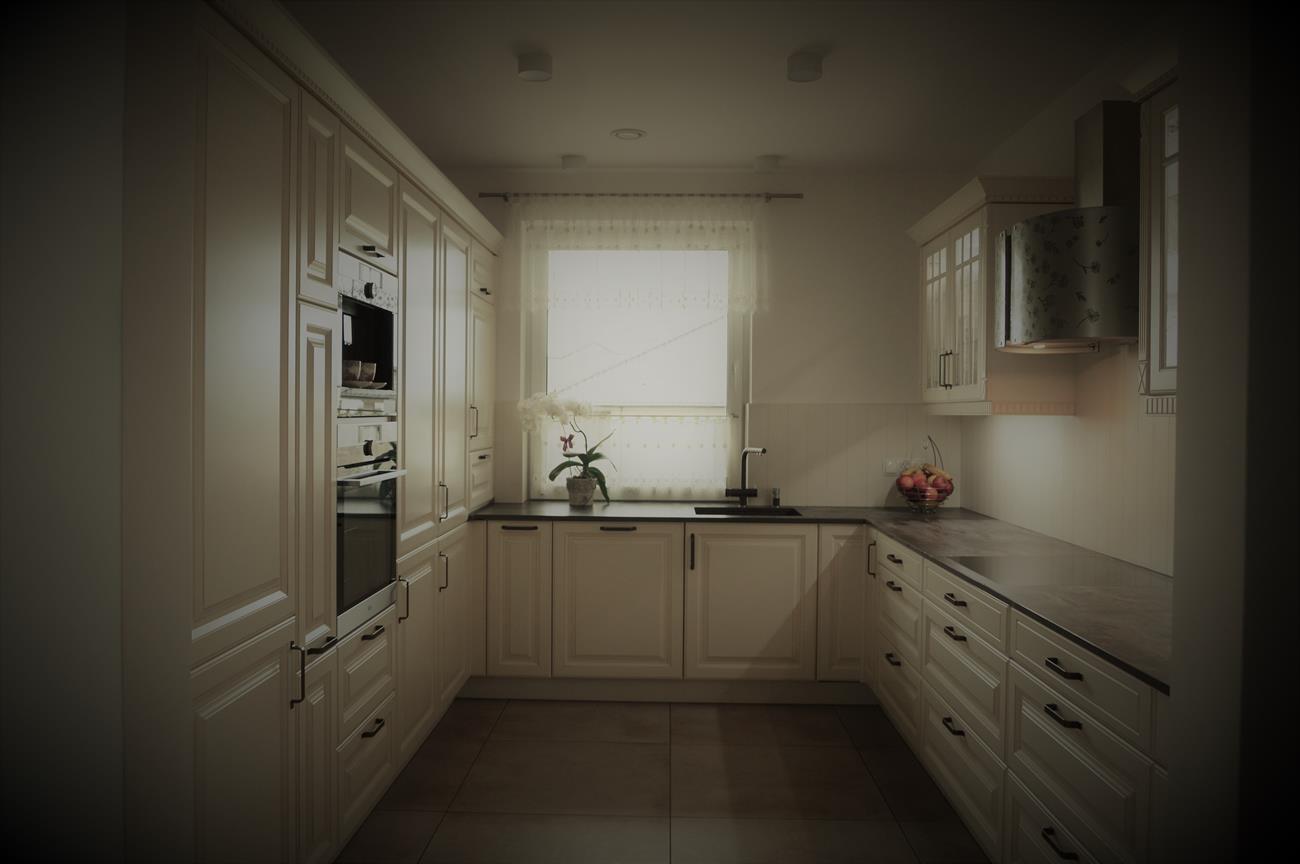 meble kuchenne Castello 1