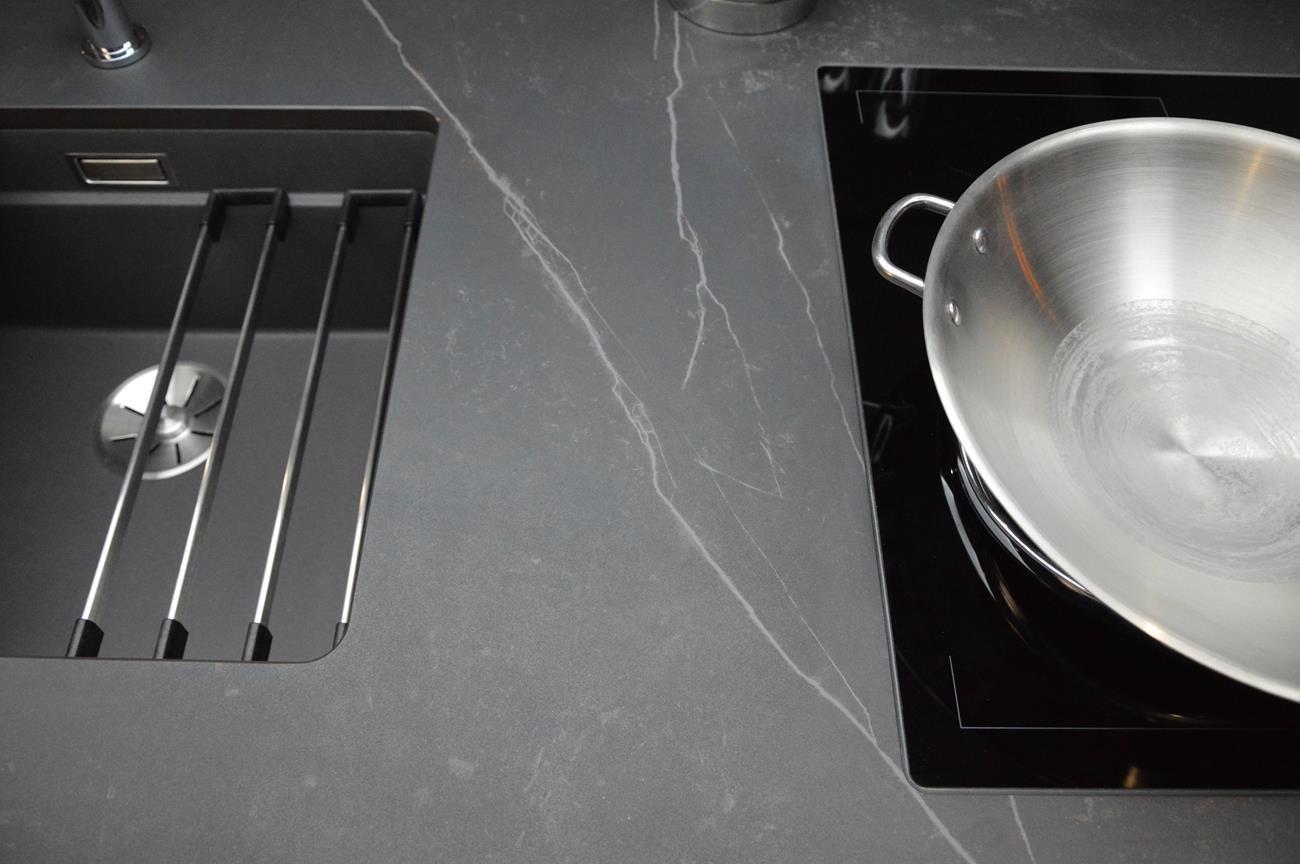 Meble kuchenne Nobilia dekton 7