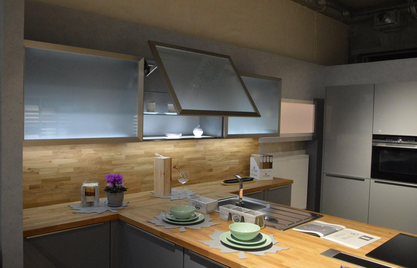 kuchnia nobilia blat drewniany 1